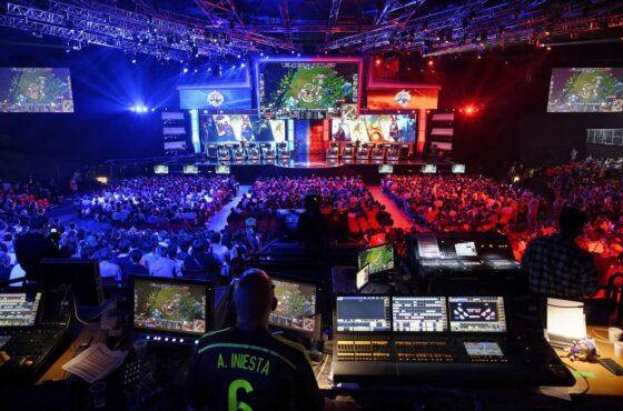 V Česku roste nejmodernější esportové studio ve střední Evropě