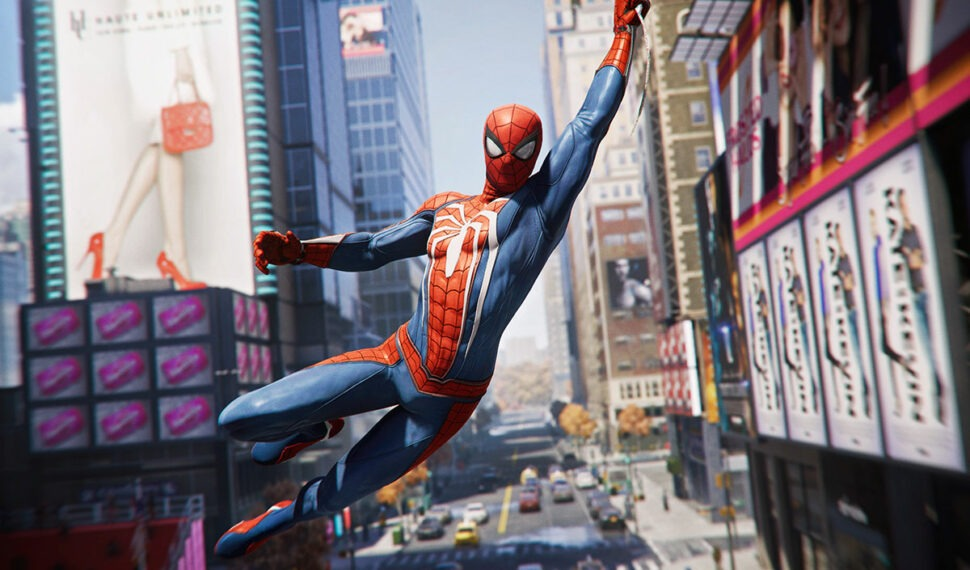 Spider-Man: Vsíti marvelovského superhrdiny