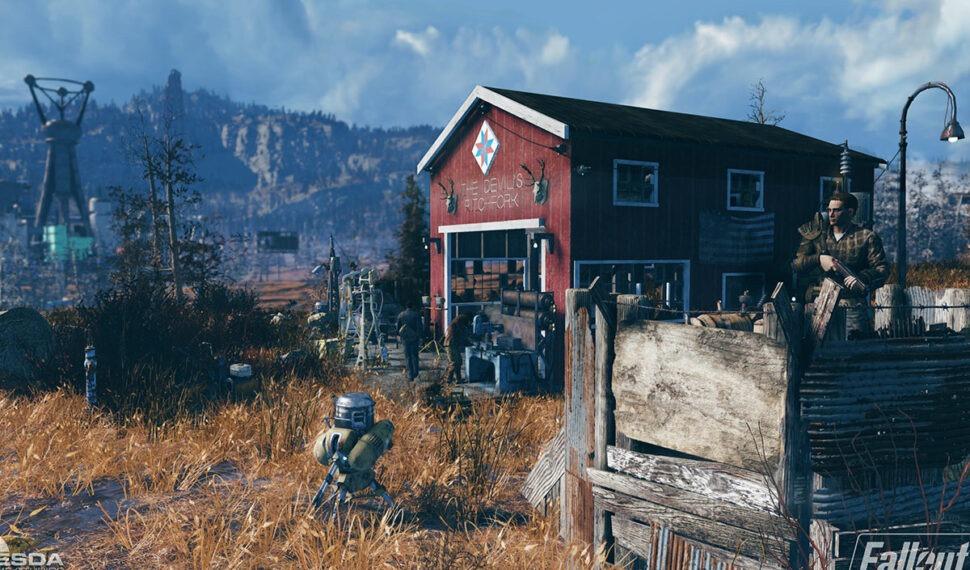 Fallout 76: Mnoho lootu pro nic