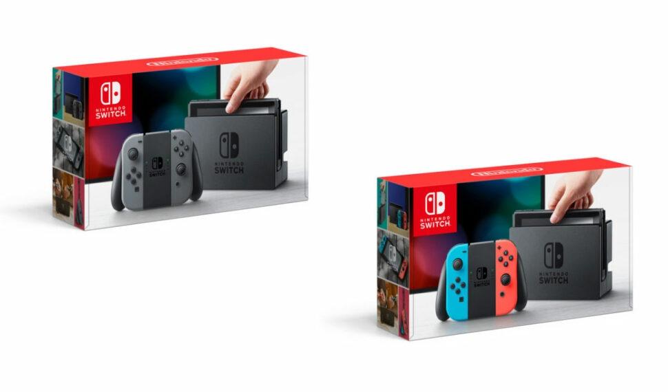 543b73cfe Nintendo uvede dva nové modely konzole Switch | Gaming Ready