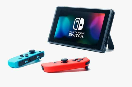 Nintendo hlásí téměř 35 milionů prodaných Switchů