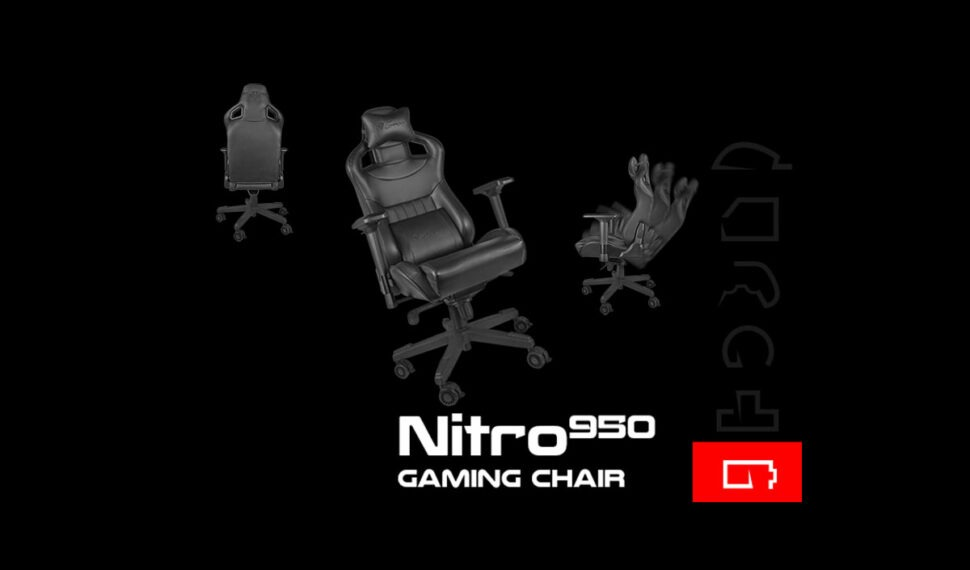Křeslo Genesis Nitro 950: Trůn pro hráče