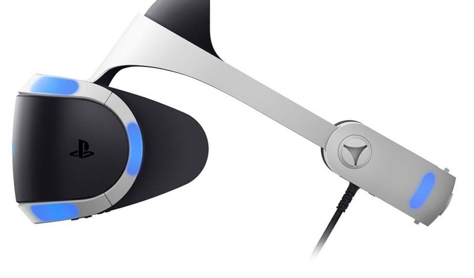 Nový VR systém pro playstationy bude bezdrátový spokročilým eye trackingem