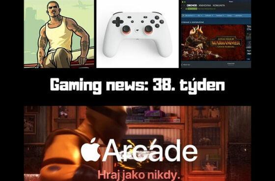 Gaming News: 38.týden