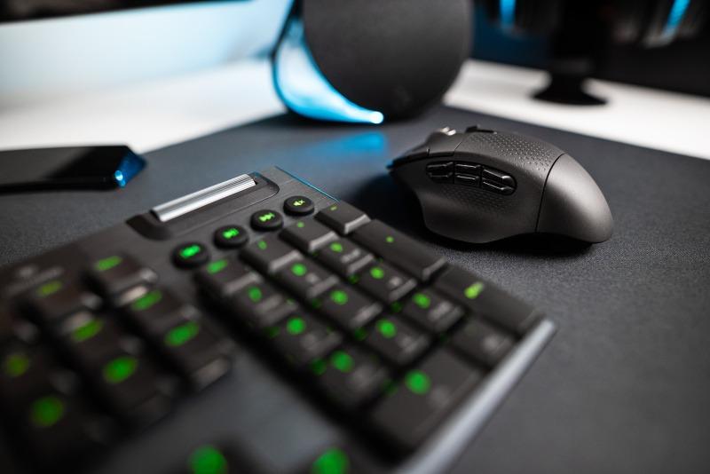 Nová bezdrátová herní myš Logitech G604
