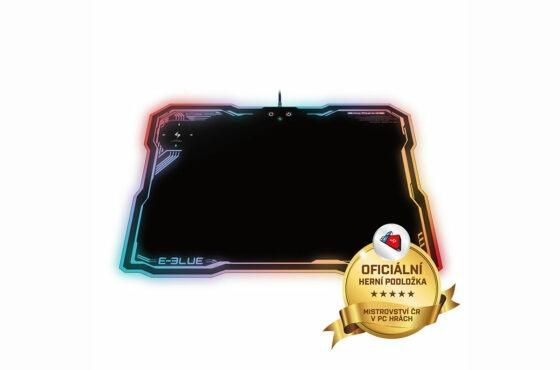 Marvo aE- Blue jako oficiální hardware Mistrovství České republiky vpočítačových hrách