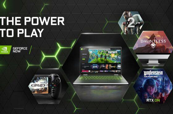 GeForce Now: Cloudové hraní opravdu pro všechny