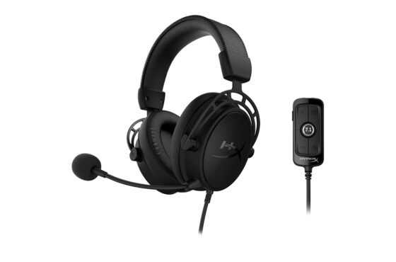 HyperX: Cloud Alpha S Blackout Edition