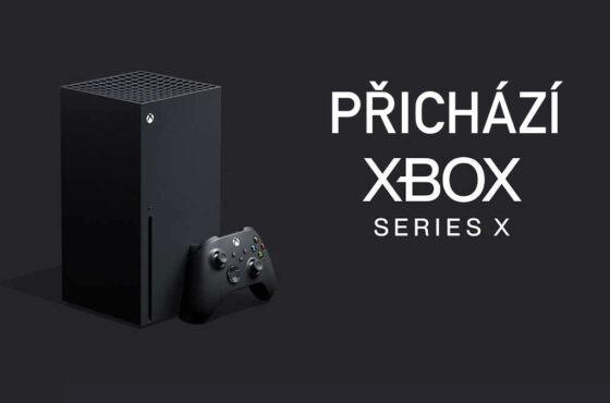 Xbox Series X: Cena, specifikace aexkluzivní hry