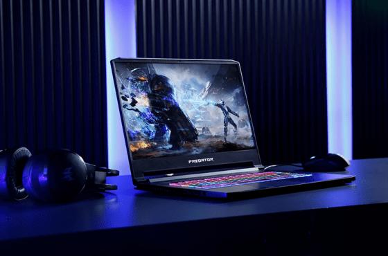 Acer: Herní notebooky Predator Triton 500 aNitro 5