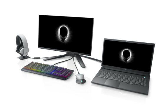 Dell představil nejnovější herní počítače Alienware skapalinovým chlazením grafických karet pro PCI-E