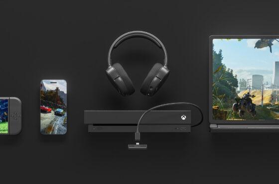 SteelSeries: Headset Arctis 1 Wireless pro Xbox