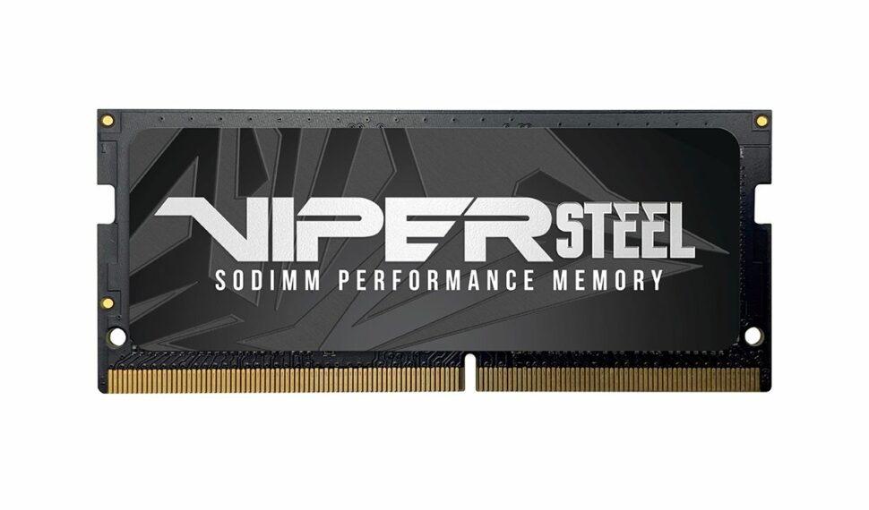 Nové 32GB a64GB moduly Viper Gaming by Patriot