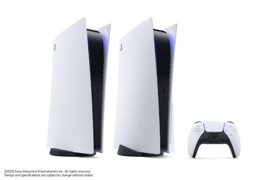 PlayStation5 se konečně ukázal vplné kráse
