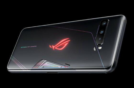 Asus představil herní řadu smartphonů ROG Phone 3