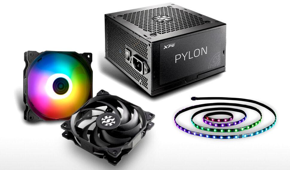 Počítačové komponenty pro hráče, moddery apočítačové nadšence od XPG