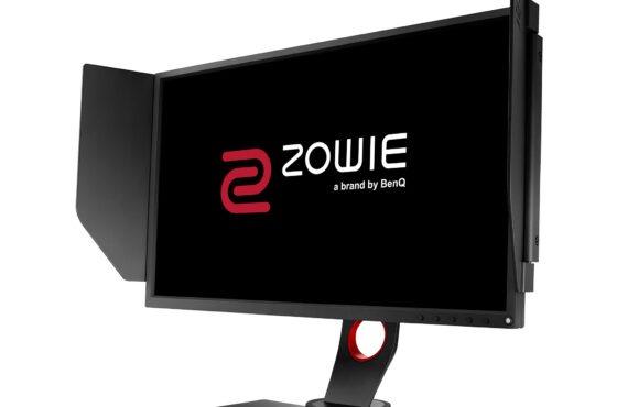 Herní monitory ZOWIE by BenQ XL2546S aXL2746S stechnologií DyAc+