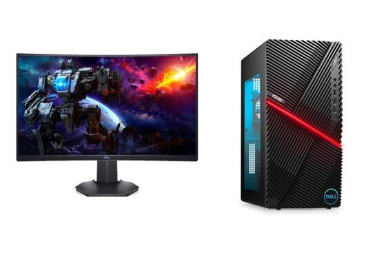 Dell představil novinky pro hráče