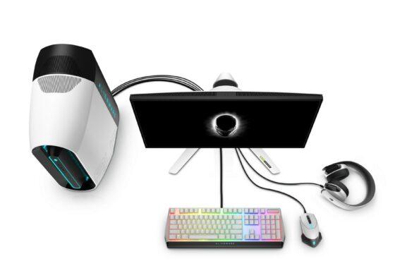 Nové produkty Alienware