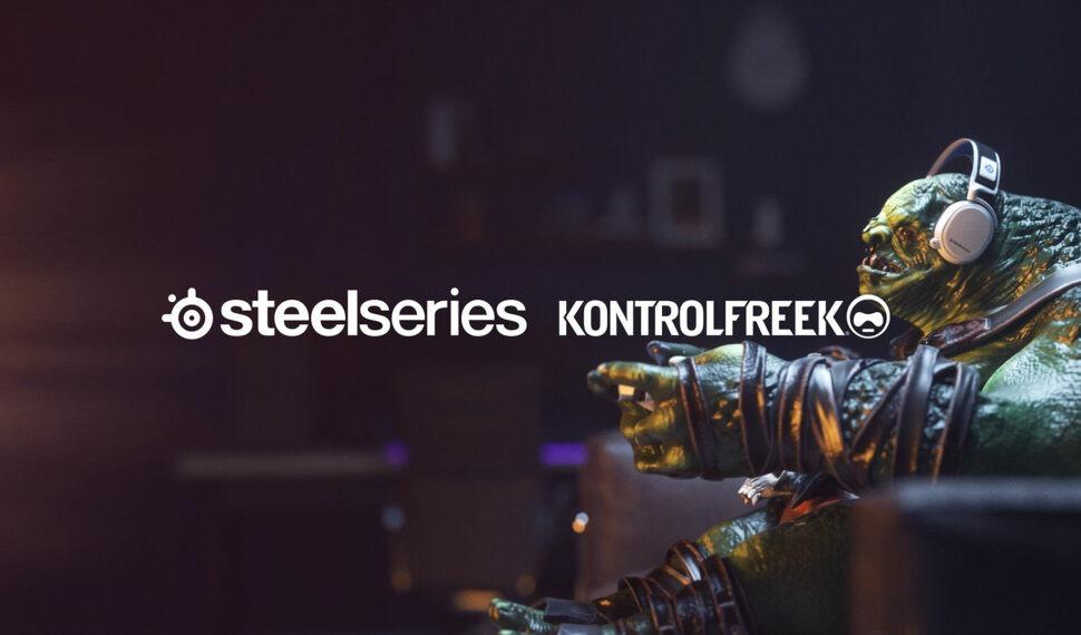 SteelSeries kupuje výrobce příslušenství kovladačům KontrolFreek