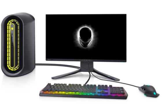 Vlajková loď Alienware bere na palubu nové grafické karty od Nvidie