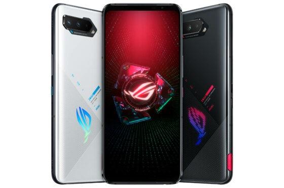 Asus Republic of Gamers uvedl řadu ROG Phone 5