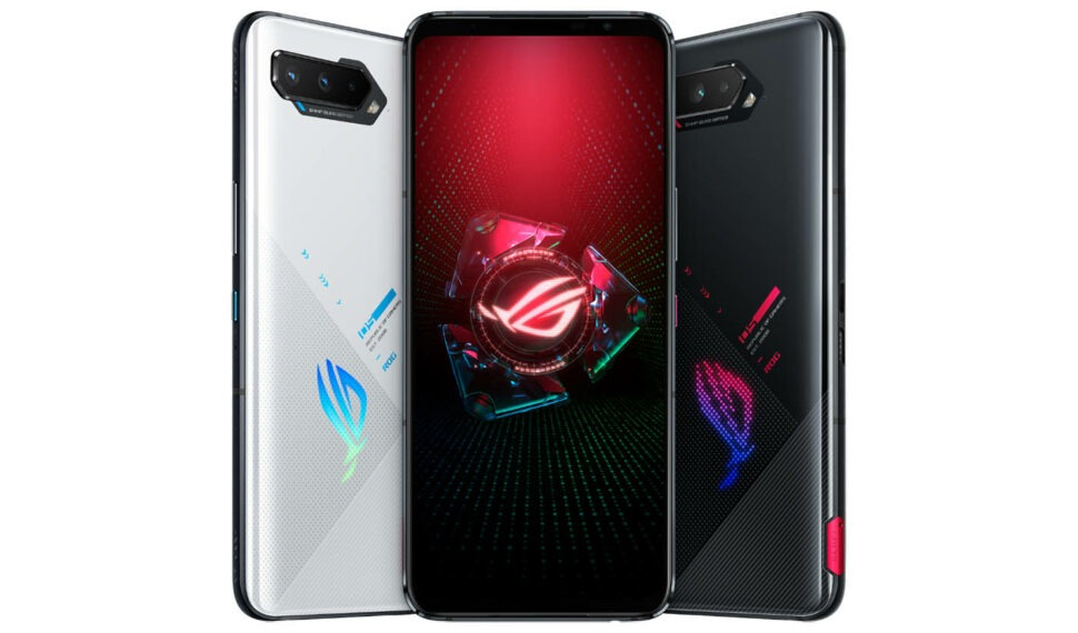 Asus Republic of Gamers uvedl řadu ROG Phone 5