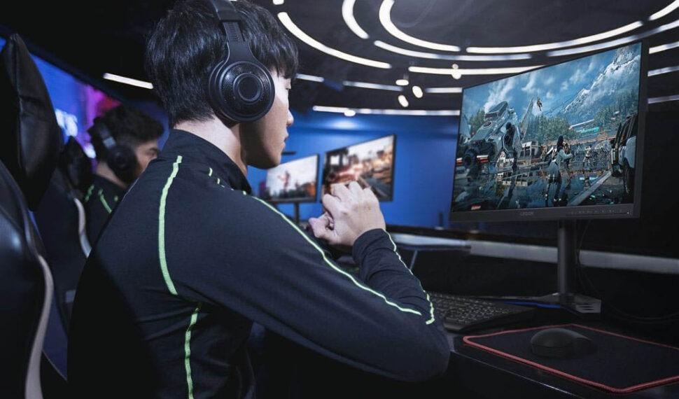 Herní novinky Lenovo Legion snovými procesory Intel Core amonitor svysokou rychlostí obnovení