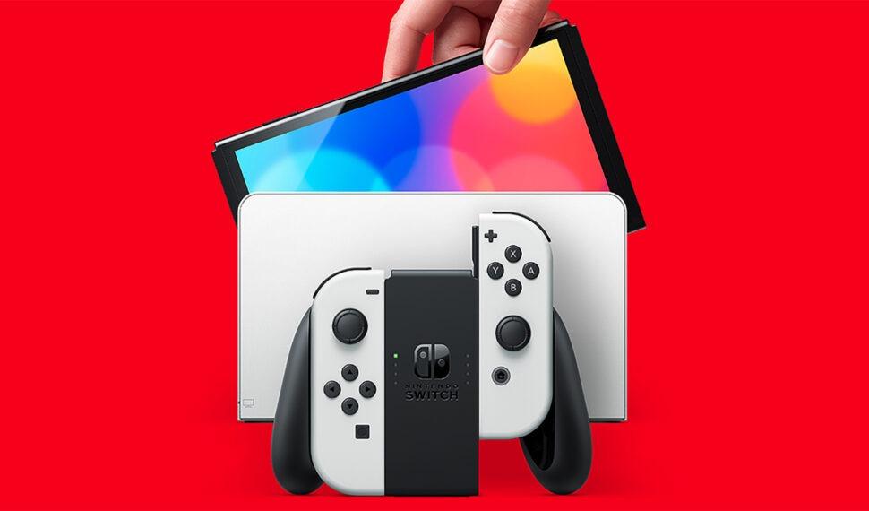 Nové Nintendo Switch sOLED displejem půjde do prodeje na podzim