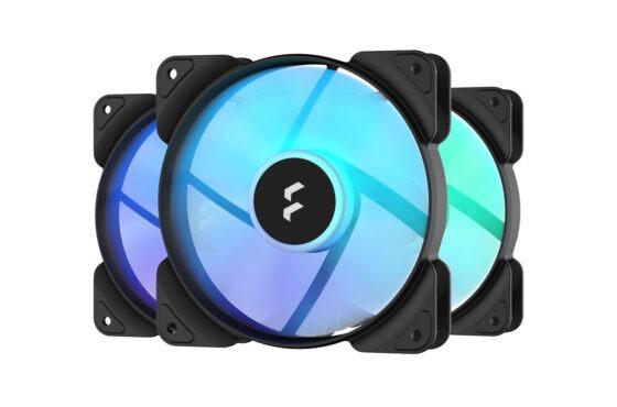 Fractal Aspect: nová řada řetězitelných nízkoturbulentních ventilátorů