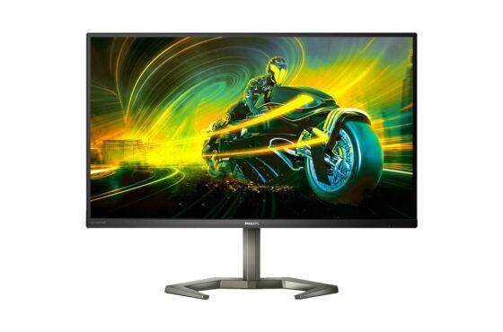 Nové herní řady monitorů Philips pro PC: M3000 aM5000