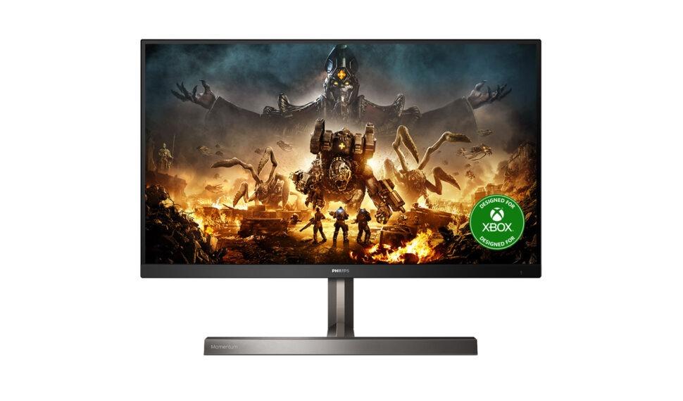 Philips Momentum je monitor optimální pro 120Hz konzole nové generace