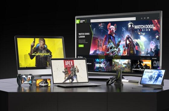Nvidia představuje novou generaci cloudového hraní