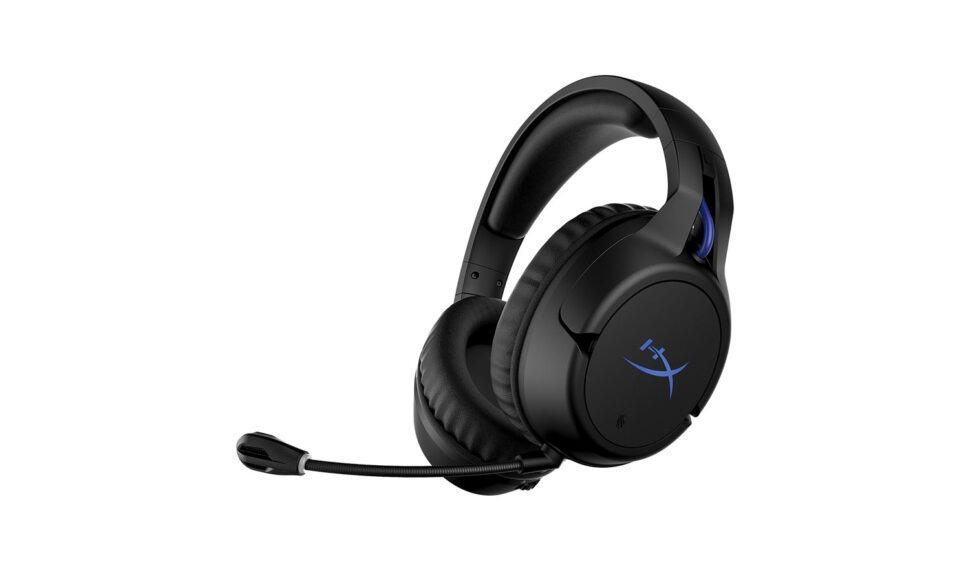 Řada bezdrátových herních sluchátek HyperX Cloud Flight se rozšiřuje na konzoli PS5